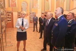 Прокуратура Гродненской области отметила 75-летний юбилей