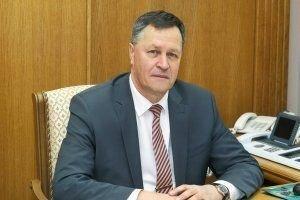 Субботнюю прямую линию с жителями области провел управляющий делами облисполкома Игорь Попов